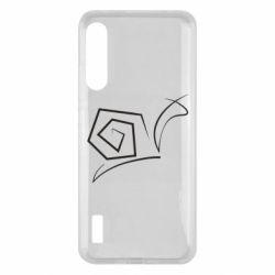 Чохол для Xiaomi Mi A3 Snail minimalism