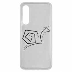 Чехол для Xiaomi Mi9 SE Snail minimalism