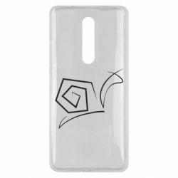 Чехол для Xiaomi Mi9T Snail minimalism