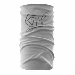 Бандана-труба Snail minimalism