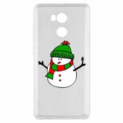 Чехол для Xiaomi Redmi 4 Pro/Prime Снеговик