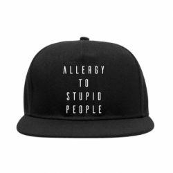 Снепбек Allergy To Stupid People