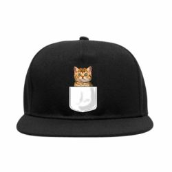 Снепбек Cat in your pocket