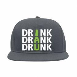 Снепбек Drink Drank Drunk