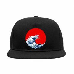 Снепбек Godzilla Wave