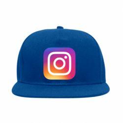 Снепбек Instagram Logo Gradient