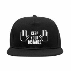 Снепбек Keep your distance