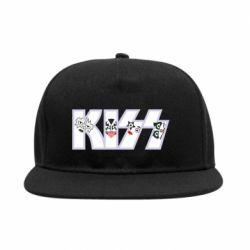 Снепбек Kiss the music band
