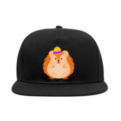 Снепбек Little hedgehog in a hat