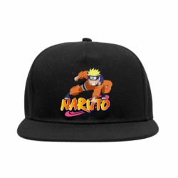 Снепбек Naruto with logo