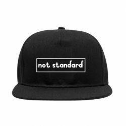 Снепбек Not standard