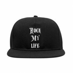 Снепбек Rock my life