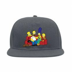 Снепбек Simpsons At Home