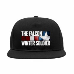 Снепбек The Falcon and the Winter Soldier