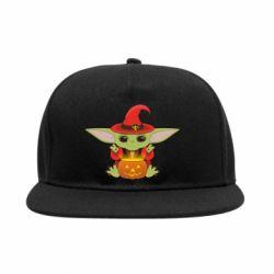 Снепбек Yoda conjures