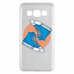 Чехол для Samsung A3 2015 Snickers shoes