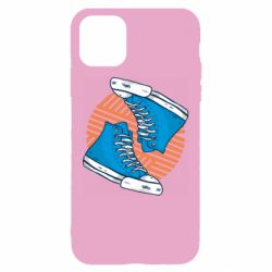 Чехол для iPhone 11 Snickers shoes