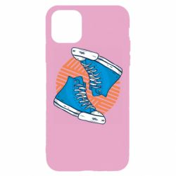 Чехол для iPhone 11 Pro Max Snickers shoes