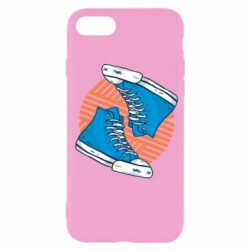 Чехол для iPhone 7 Snickers shoes