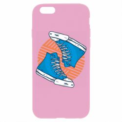 Чехол для iPhone 6/6S Snickers shoes