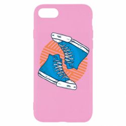 Чехол для iPhone 8 Snickers shoes