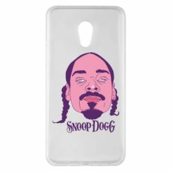 Чехол для Meizu Pro 6 Plus Snoop Dogg - FatLine