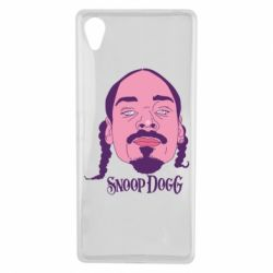 Чехол для Sony Xperia X Snoop Dogg - FatLine