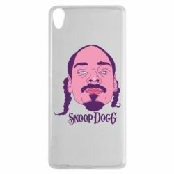 Чехол для Sony Xperia XA Snoop Dogg - FatLine