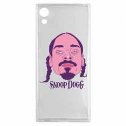 Чехол для Sony Xperia XA1 Snoop Dogg - FatLine