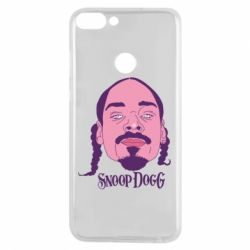 Чехол для Huawei P Smart Snoop Dogg - FatLine