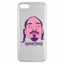 Чехол для Huawei Y5 2018 Snoop Dogg - FatLine