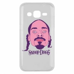 Чехол для Samsung J2 2015 Snoop Dogg - FatLine