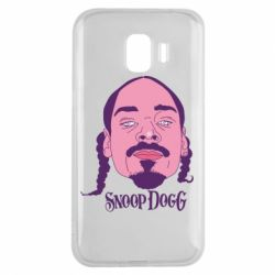 Чехол для Samsung J2 2018 Snoop Dogg - FatLine