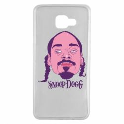 Чехол для Samsung A7 2016 Snoop Dogg - FatLine