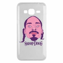 Чехол для Samsung J3 2016 Snoop Dogg - FatLine