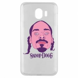 Чехол для Samsung J4 Snoop Dogg - FatLine