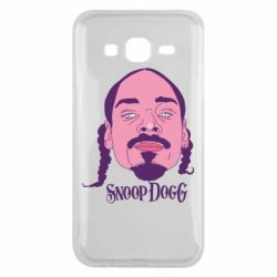 Чехол для Samsung J5 2015 Snoop Dogg - FatLine