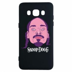 Чехол для Samsung J5 2016 Snoop Dogg - FatLine