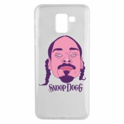 Чехол для Samsung J6 Snoop Dogg - FatLine