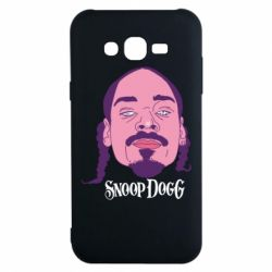 Чехол для Samsung J7 2015 Snoop Dogg - FatLine