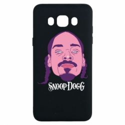 Чехол для Samsung J7 2016 Snoop Dogg - FatLine