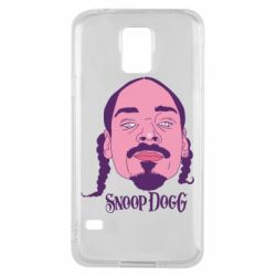 Чехол для Samsung S5 Snoop Dogg - FatLine