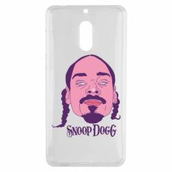 Чехол для Nokia 6 Snoop Dogg - FatLine