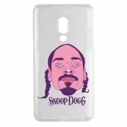 Чехол для Meizu 15 Plus Snoop Dogg - FatLine
