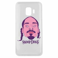 Чехол для Samsung J2 Core Snoop Dogg - FatLine