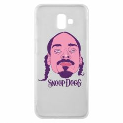 Чехол для Samsung J6 Plus 2018 Snoop Dogg - FatLine