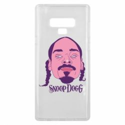 Чехол для Samsung Note 9 Snoop Dogg - FatLine