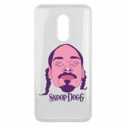 Чехол для Meizu 16 plus Snoop Dogg - FatLine