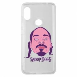 Чехол для Xiaomi Redmi Note 6 Pro Snoop Dogg - FatLine