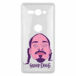 Чехол для Sony Xperia XZ2 Compact Snoop Dogg - FatLine